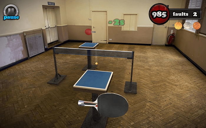 Скачать Table Tennis Touch на андроид