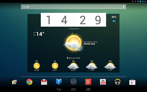 Beautiful Widgets