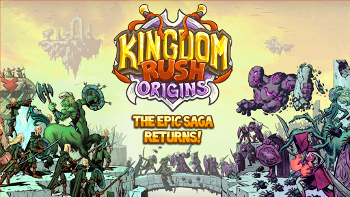 Скачать Kingdom Rush Origins на андроид