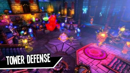 Скачать Dungeon Defenders Eternity на андроид