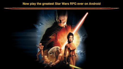 Скачать Knights of the Old Republic на андроид