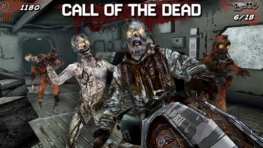 Скачать Call of Duty: Black Ops Zombies на андроид