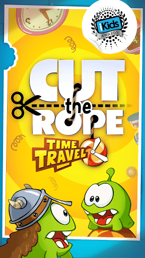Скачать Cut the Rope: Time Travel на андроид