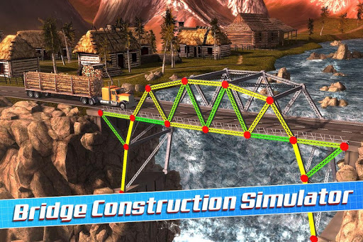 Скачать Bridge Construction Simulator на андроид